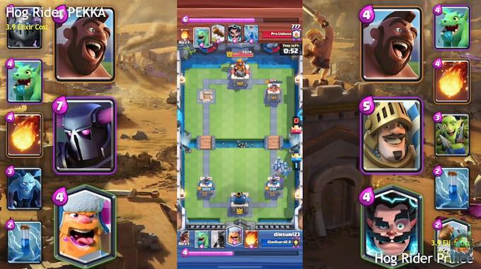 Free Online Clash Royale Video Deck Overlay Creator